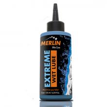 "ACEITE MERLIN ""EXTREM WET LUBE"" 125 ml."