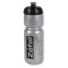 Bidón ZÉFAL 750 ML. Twin Biker silver