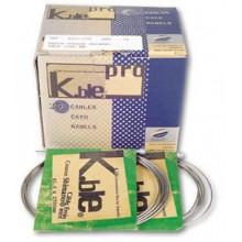 Cables freno K.ble para Shimano Inox Ctra. 1.6x1700 mm.