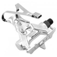 Pedales ctra aluminio con calapié w307