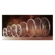 Rueda 20 x 1 3/8 aluminio trasera - 451