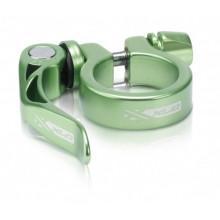 XLC abrazadera tija verde