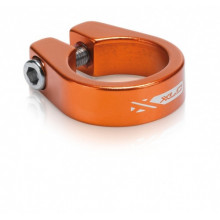 XLC abrazadera tija naranja