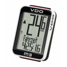 Cuentakilómetros VDO M3 WL 12 funciones sin cables