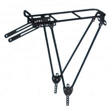 Portaequipajes aluminio bici plegable