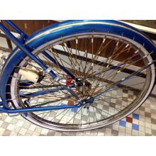 Red protección falda bici clásica marrón