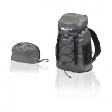 XLC mochila plegable BA-W23 negro/grafito, impermeable