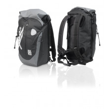 XLC mochila BA-W29 negro/gris, impermeable