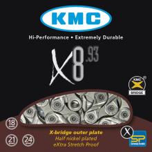 CADENA KMC X8 93 116P.INDEX 8V