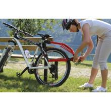 Peruzzo: barra remolque bici niños trail angel