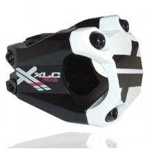 "Potencia A-Head XLC Pro Ride ST-F02 1 1/8"" Ø 31,8 mm, 40 mm, negro/blanco"