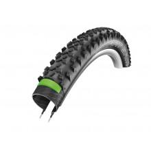 "Cubierta Schwalbe Smart Sam Plus HS367 26x2.25"" 57-559 negro-SnakeSkin GG DC"
