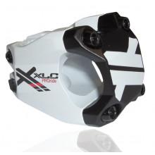 "XLC Pro Ride, Potencia A-Head ST-F02 1 1/8"", Ø 31,8 mm, 40 mm, blanco/negro"