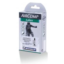 """Cámara Michelin A1 Aircomp Latex 28"""" 22/23-622, VP 60 mm"""