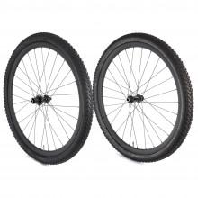 Juego de ruedas Vittoria Race Carbono 29''