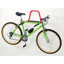 Soporte mural para 3 bicicletas