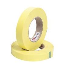 Rollo 10 metros fondo llanta 21mm amarillo