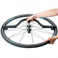 Aparaguador de ruedas
