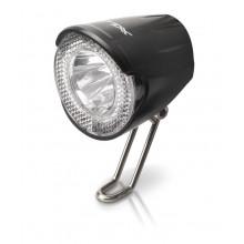 Faro LED XLC Reflector 20 Lux para dinamo